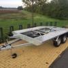 Autopřepravník - podvalník 400x200 (1x lomený)