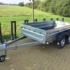 Dvounápravový přívěsný vozík FARO SOLIDUS (265x125)