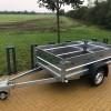 Přívěsný vozík FARO TRACTUS (220x125x45)