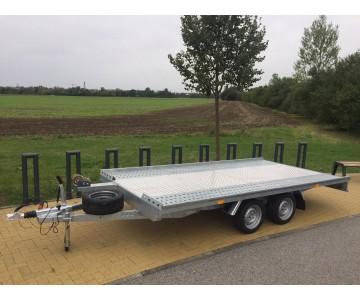 Autopřepravník NIEWIADOW - podvalník 400x200 2,7 tuny