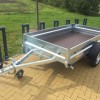 Sklopný přívěsný vozík TRIGANO 236x129