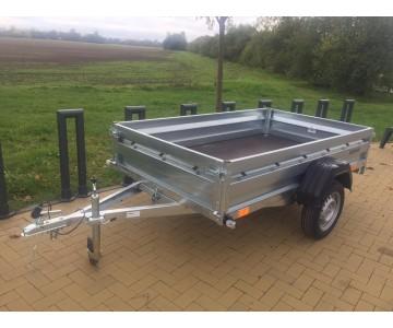 Multifunkční přívěsný vozík ZASLAW 235SU (235x132)