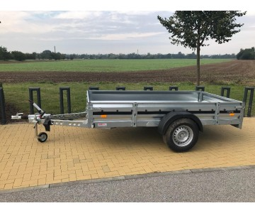 Přívěsný vozík MARTZ Premium+ 300 - BRŽDĚNÝ
