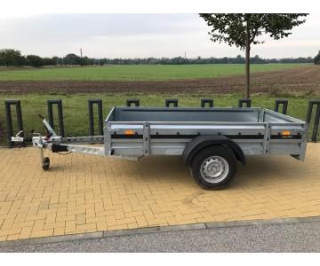 Přívěsný vozík MARTZ Premium+ 263 - BRŽDĚNÝ