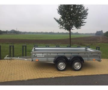 Dvounápravový přívěsný vozík ZASLAW 330T (330x147)