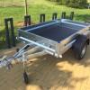 Přívěsný vozík TRIGANO (205x114)