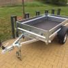 Sklopný přívěsný vozík TRIGANO 205x114