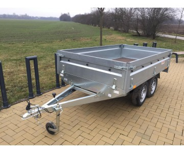 Dvouosý přívěsný vozík TRIGANO NORDICA (263x145)