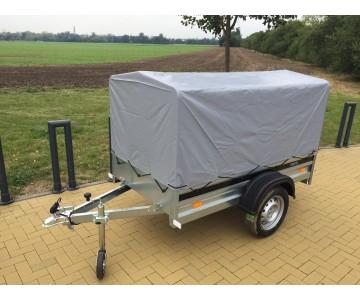 Přívěsný vozík MARTZ 205x112 s plachtou a konstrukcí