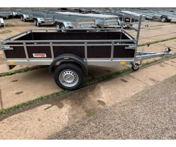 Přívěsný vozík TRIGANO BOIS 236x129