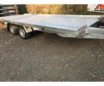 Autopřepravník NIEWIADOW - podvalník 500x210 3,5 tuny
